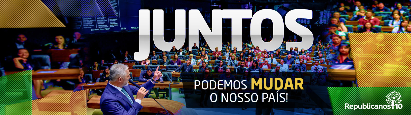Milton Vieira comemora aprovação da PEC que cria polícias penais