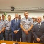 Milton Vieira apoia regime de Previdência diferenciado para Militares