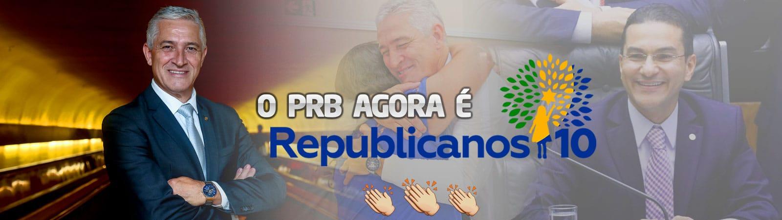 Dep. Federal Milton Vieira