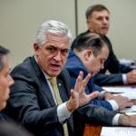Milton Vieira participa de reunião da Bancada do Republicanos com membros do Grupo de Trabalho que analisou pacote Anticrime